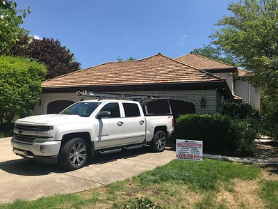 Cedar Shake Roofing Oak Brook IL