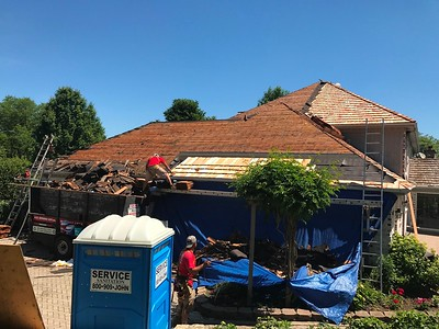 Cedar Shake Roofing Project Oak Brook