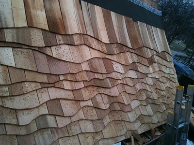 Cedar Shingle Roof - Elmhurst, IL