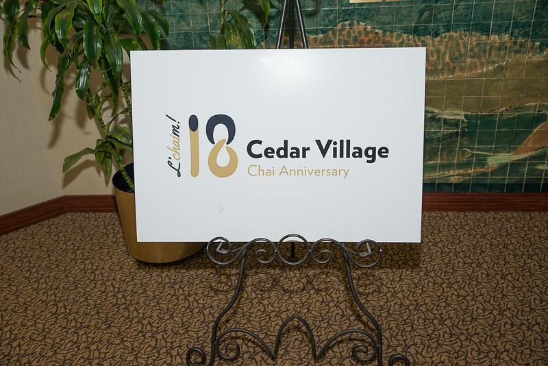 Cedar Village Board 2015