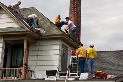 Lend a hand Roofing