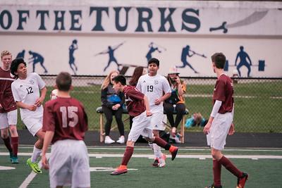 Cedarcrest Soccer - JV v. Sultan
