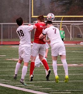 Cedarcrest Soccer - Varsity v. Archbishop Murphy