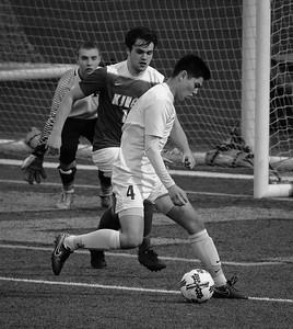 Cedarcrest Soccer - Varsity v. Kings