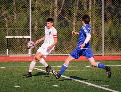 Cedarcrest Soccer - Varsity v. South Whidbey