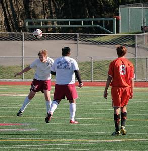 Cedarcrest Soccer - JV v. Granite Falls