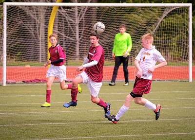 Cedarcrest Soccer - JV v. Kingston