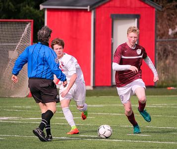 Cedarcrest Soccer - JV v. ABM