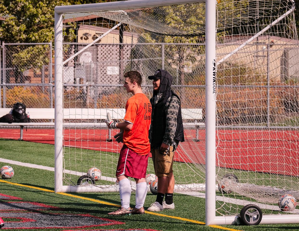 Cedarcrest Soccer - JV v. South Whidbey