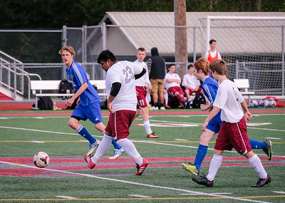 Cedarcrest Soccer - JV v. South Whidbey