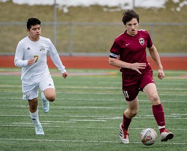 Cedarcrest Soccer JV vs. Arlington