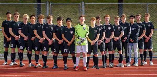 Cedarcrest Varsity Team