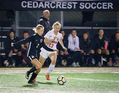 Cedarcrest Varsity Soccer