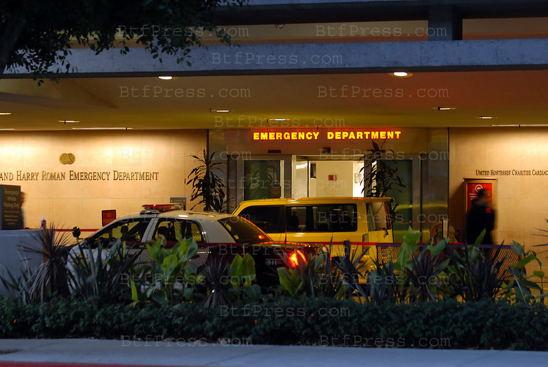 Johnny Hallyday est hospitalise au Cedars Sinai a Los Angeles.