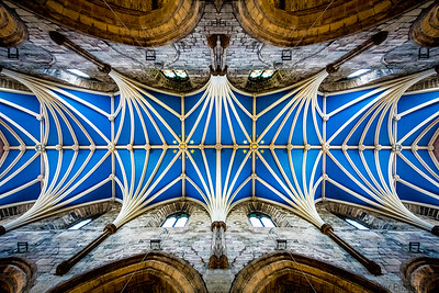Scotish Church Ceiling 2