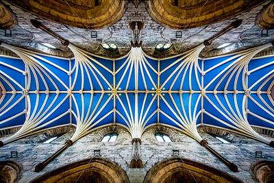 Scotish Church Ceiling 2