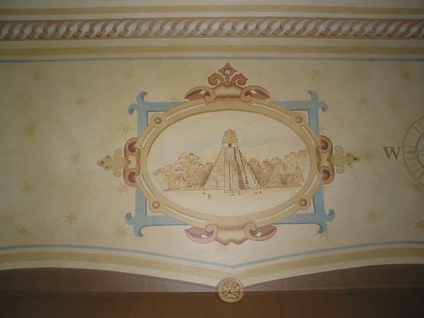 Ceiling 13 BoppArt Decorative Painting