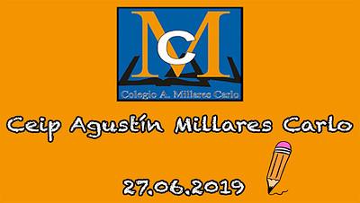 Ceip Agustín Millares Carlo
