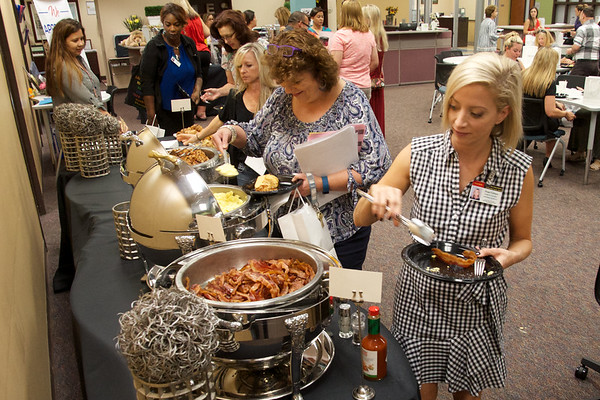 Celebration K-8 Teacher Appreciation Breakfast