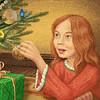 """The Heirloom Ornament"" (acrylics on canvas) by John Gilluly"