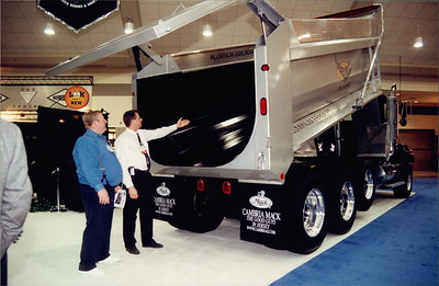 The Work Truck Show 2003