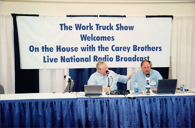 The Work Truck Show 2002