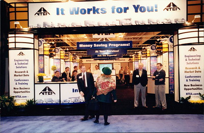 The Work Truck Show 2001