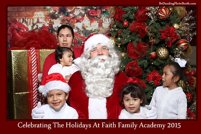 Celebrating At Faith Family Academy