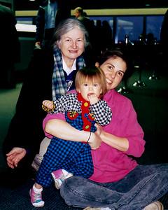 1993 3 Generations w/Joanne & Ariane