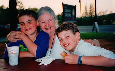 1996 @ the Creemee w/Jordan & Duncan