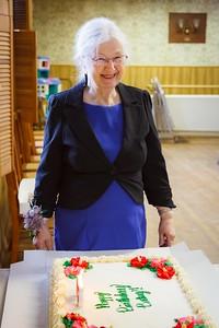 2014 80th Birthday, February 15