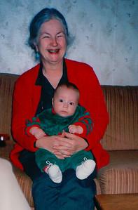 1995 Christmas w/Christian