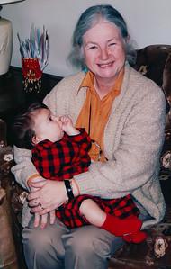 1994 Christmas w/Austen