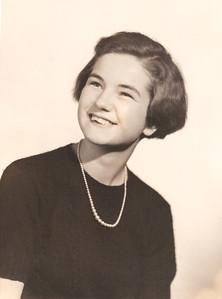 1950's Graduation Photo