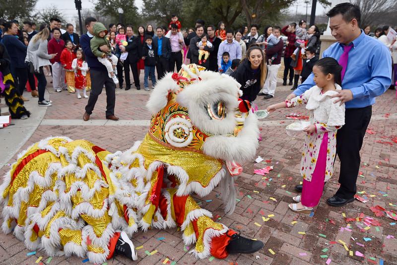 Lunar New Year at Vietnamese Martyrs Parish in Arlington, 2018