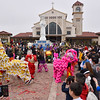 Lunar New Year at Vietnamese Martyrs Parish in Arlington, 2018