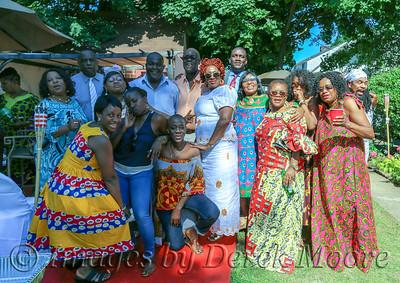Celebrating Toye Henries 60th Birthday