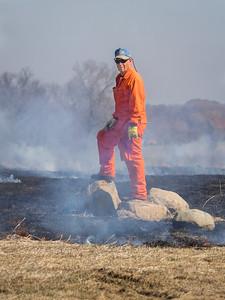 2016. McCarthy Park Prairie Burn