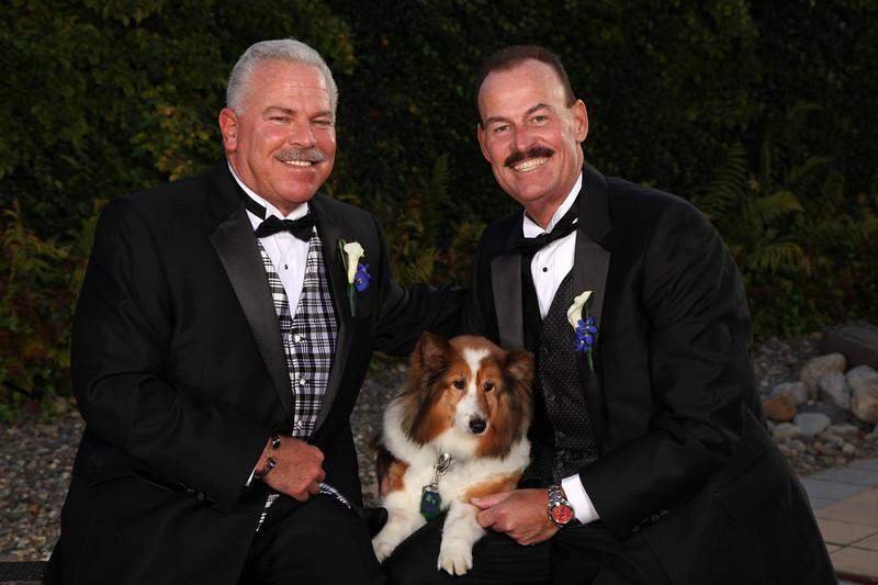 Hastings/Franklyn wedding