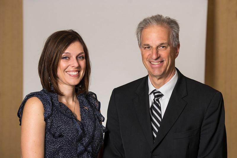 Melissa Porfirio and Dean Mark Ginsberg