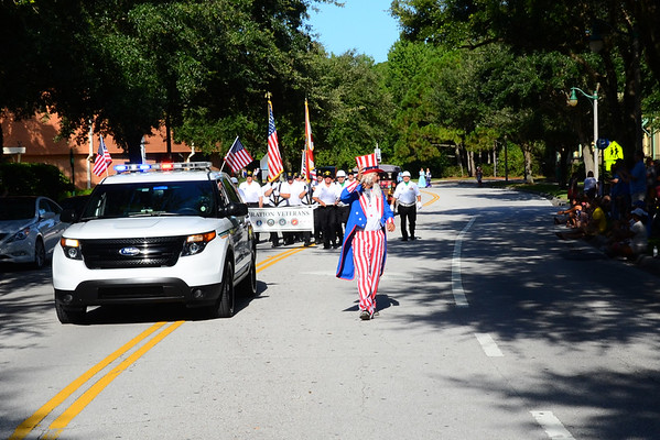 2016 Fourth of July Parade Town of Celebration