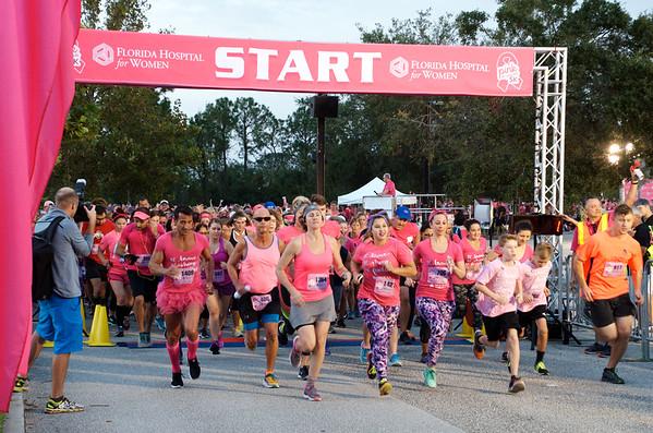 Pink on Parade 5K Fl Hosp Oct 22 2017
