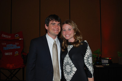 Jason Aist and Katie Bearden