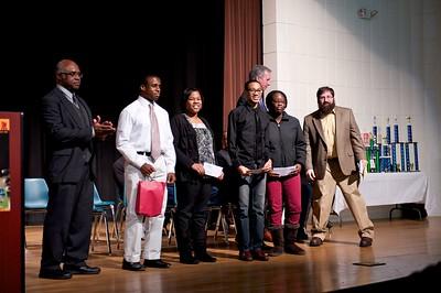 Essay award winners