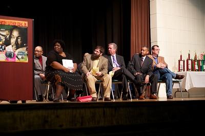 Special guests Dawn Oparah, Leonard Presberg, Dan Colwell, Julius Pryor III, and Steve Brown
