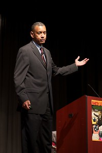 Featured speaker Julius Pryor III