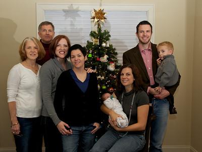 Joye, Bob, JoJo, Melissa, Evie, Jen, Bob, & Bobby