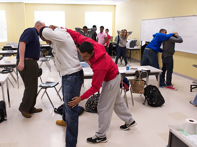 Criminal justice classroom exercise