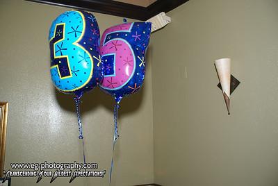 Breez's 35th B-Day Celebration