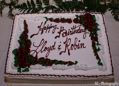 50 Plus Birthday Celebrations